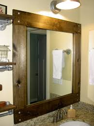 Diy Ideas For Bathroom by Bathroom Mirror Frame Ideas 24 Nice Decorating With Diy Bathroom
