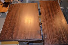 Restaining Kitchen Cabinets Restain Kitchen Cabinets Rixen It Up