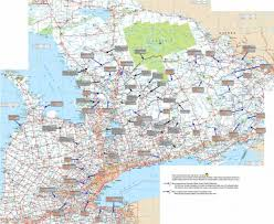 Google Maps Illinois by Great Ontario Bike Roads The Google Map Northern Ontario Travel