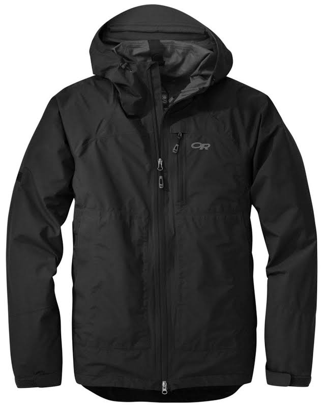 Outdoor Research Foray Jacket-Small Black