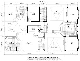 4 Bedroom Cabin Floor Plans 100 Best Floorplans Full House Floor Plan Traditionz Us