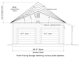 detached residential garage plans custom home plans drafting