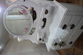 White Shabby Chic Dressing Table by Edwardian Dressing Table Shabby Chic Warner Street Accrington