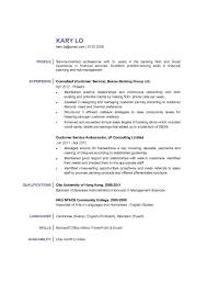 Management Consultant Resume Sample by Check Cashing Resume Free Resume Example And Writing Download