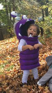 Cute Monster Halloween Costume by Best 25 Boo Monsters Inc Costume Ideas Only On Pinterest Funny