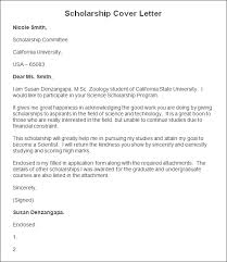 Writing A Cover Letter For A Scholarship managers resume format