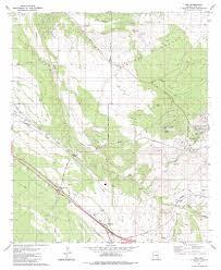 Map Az Vail Topographic Map Az Usgs Topo Quad 32110a6