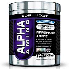 amazon com cellucor alpha amino supplement icy blue razz 30