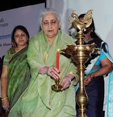 The Minister of Culture Smt. Chandresh Kumari Katoch