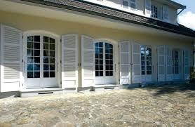 fenetre metal style atelier fenêtres et portes fenêtres mixte bois et alu à périgny et la