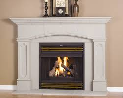 living room carved white concrete fireplaces mantels and