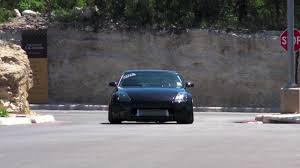 Nissan 350z Horsepower 2003 - nissan 350z single turbo slammed hd youtube