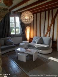 Deco Moderne Dans Maison Ancienne interieur maison normande u2013 maison moderne
