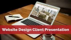 Interior Designer Website by Website Design Client Presentation Furniture Store U0026 Interior