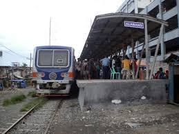 Alabang railway station