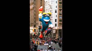 thanksgiving parade balloons strong winds could ground largest thanksgiving day parade balloons