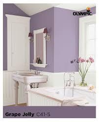 Bathroom Paint Colour Ideas Colors Best 25 Purple Bathrooms Ideas On Pinterest Purple Bathroom
