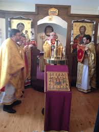 memorial liturgy for subdeacon alphonse lutz metropolitan andrey