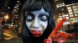 halloween 2011 in new york city youtube