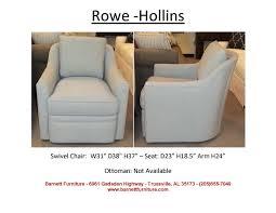 Club Swivel Chair Barnett Furniture Swivel Swivel Gliders