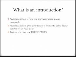 Reviewing How to Write Your Introduction English   Advanced   My     How do you start an introduction