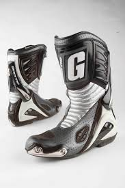 motorcycle racing boots for sale product review gaerne gp1 boots 249 99 mcn