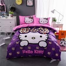 Purple Bed Sets by Online Get Cheap Leopard Purple Bedding Aliexpress Com Alibaba