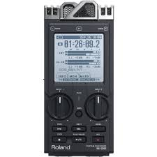 roland r 26 6 channel digital field audio recorder r 26 b u0026h