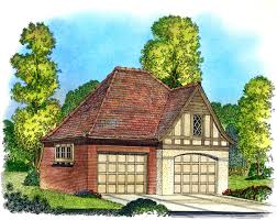 Tudor Style by Garage Plan 86051 At Familyhomeplans Com