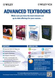 chemistry advanced textbooks 2012 by john wiley and sons issuu