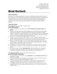 Example Of Resume Objectives by Good Resume Objectives Examples Sumptuous Design Strong Resume 12