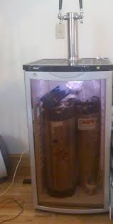 Homebrew Kegerator Haier Wine Cellar U003e Kegerator Home Brew Forums