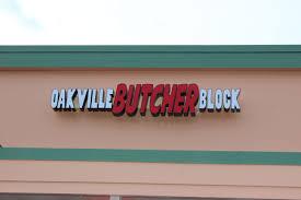 home oakville butcher block