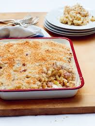 alpine macaroni cheese the happy foodie