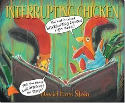 Interrupting Chicken by David Ezra Stein book cover