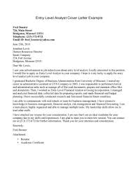 Medical Assistant Cover Letter Samples  entry level medical