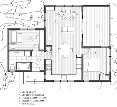 guest house floor plans free