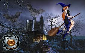 hd halloween wallpaper witch backgrounds and wallpapers wallpapersafari