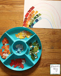 making learning fun with rainbows