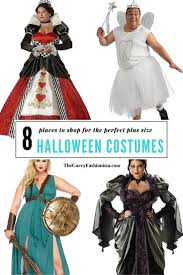 8 places to snag a fun and unique plus size halloween costumes