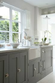 Dark Grey Cabinets Kitchen 55 Best Verf Je Keuken Paint Your Kitchen Images On Pinterest