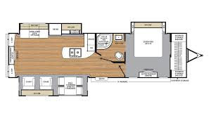 Evergreen Travel Trailer Floor Plans by 2017 Coachmen Catalina Legacy Edition 333rets Model
