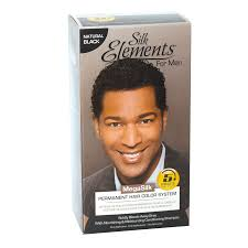 Shampoo For Black Colored Hair Silk Elements For Men Hair Color System