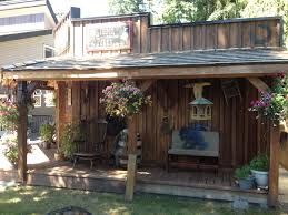 Smith Built Shed by Western Theme Shed Saloon Look Saloon Western Pinterest