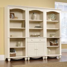 bookshelf astounding bookcase with doors white small bookcase