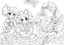 pin by ommy ja on shoujo coloring pinterest coloring books