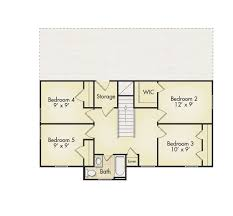 Huntington Floor Plan Huntington House Plan United Built Homes Custom Home Builders