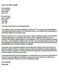 teacher cover letter example  retail cover letter template retail       nurse cover happytom co