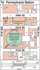 penn station pennsylvania station madison square garden