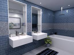bathroom ideas grey subway tile bathroom with double sinks white